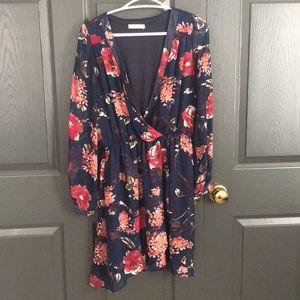 Honey Belle floral dress